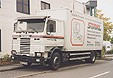 Scania 93 M Koffer-Lkw