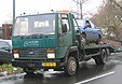 Ford Cargo 0813 Plateauwagen